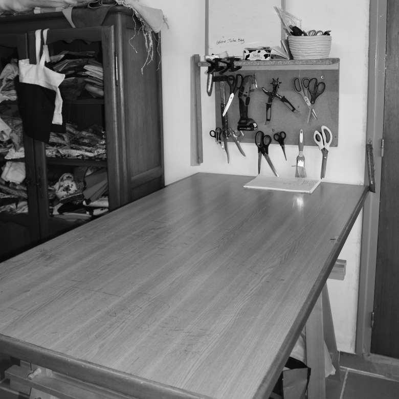 La Table de découpe