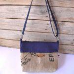 bandy bag bleu marine